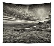 The Trotternish Ridge No. 3 Tapestry