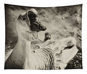 The Ugly Duckling Tapestry
