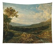 The Valley Of The Clyde Tapestry