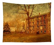 The Village - Allaire State Park Tapestry