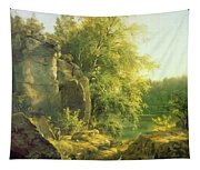 The Warmth Of The Sun Tapestry