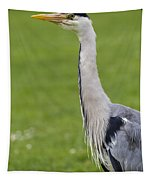 The Watchful Heron Tapestry