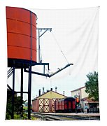 The Water Tower Tapestry