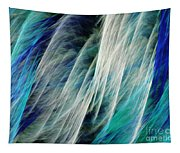 The Waterfall Abstract Tapestry