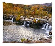 The Waterfalls Tapestry