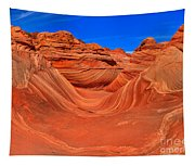 The Wave Panorama - X Tapestry