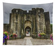 The West Gatehouse 1 Tapestry