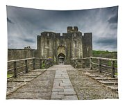 The West Gatehouse 2 Tapestry