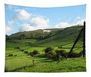 The White Horse Westbury England Tapestry