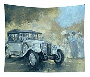 The White Tourer Tapestry