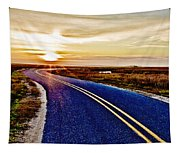The Winding Road Tapestry