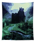 The Witching Hour  Tapestry