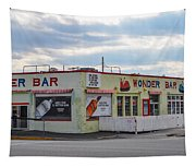 The Wonder Bar - Asbury Park New Jersey Tapestry