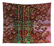 The Wood Of Paradise Tapestry