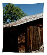 The Wood Shed Tapestry
