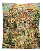 The Works Of Mercy Tapestry