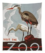 The Zoo Tapestry