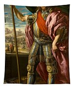 Theodoric King Of The Goths Tapestry