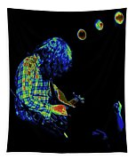 There's A Cosmic Light Tapestry