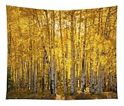 There's Gold In Them Woods  Tapestry