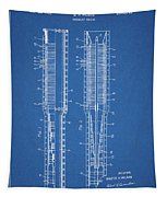 Thermojet Engine Patent Tapestry