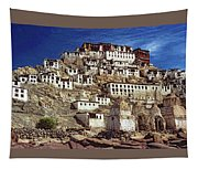 Thiksey Monastery Tapestry