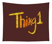 Thing 1 Tapestry