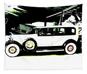Thirties Packard Limo Tapestry