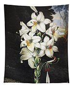 Thornton: White Lily Tapestry