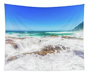 Thor's Well Foam Tapestry