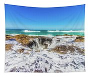 Thor's Well Tapestry