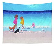 Those Summer Days Tapestry
