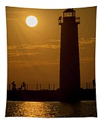 Oh Those Summer Nights Tapestry