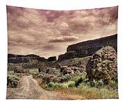 Threatening Skies Tapestry