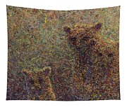 Three Bears Tapestry