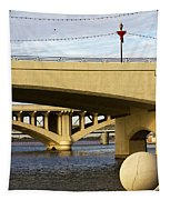 Three Bridges Tapestry