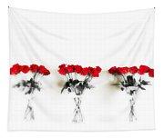 Three Dozen Roses Tapestry