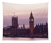 Three Minutes After Sunset Tapestry