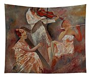 Three Musicians  Tapestry