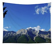 Three Sisters Ridges Canmore Alberta Gateway To Banff National Park Tapestry
