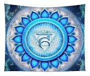 Throat Chakra - Series 5 Tapestry