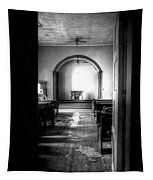 Through The Doorway Tapestry