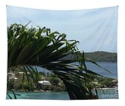 Through The Palms Tapestry