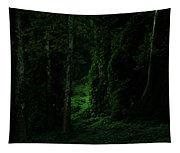 Through The Woods Dark And Deep Tapestry