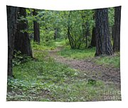 Through The Woods Tapestry