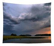 Thunder At Siuro Tapestry