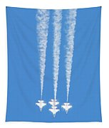 Thunderbirds Of The Usaf Tapestry