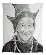 Tibetan Delight Tapestry