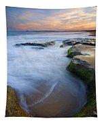 Tidal Bowl Tapestry