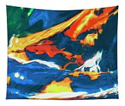 Tidal Forces Tapestry